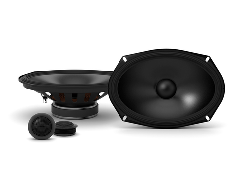 "S-S69C - 6 x 9"" (16 x 24 cm) Component 2-Way Speakers"