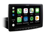 "iLX-F903FTR - 9"" Digital Media Station for Ford Transit"