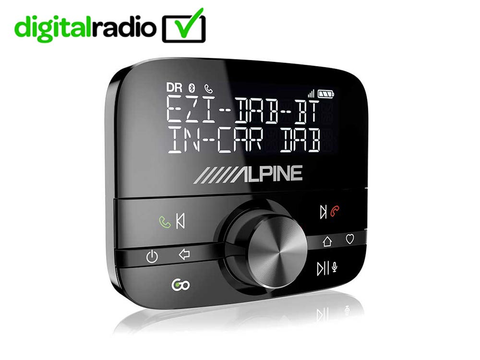 EZi-DAB-BT - Universal DAB Interface with Bluetooth hands-free
