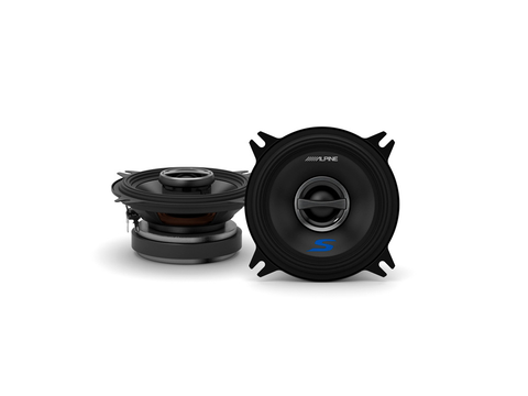 "S-S40 - 4"" (10 cm) Coaxial 2-Way Speakers"