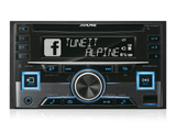CDE-W296BT - 2DIN CD Receiver with Bluetooth