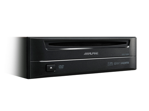 DVE-5300 - External DVD Player (1DIN)
