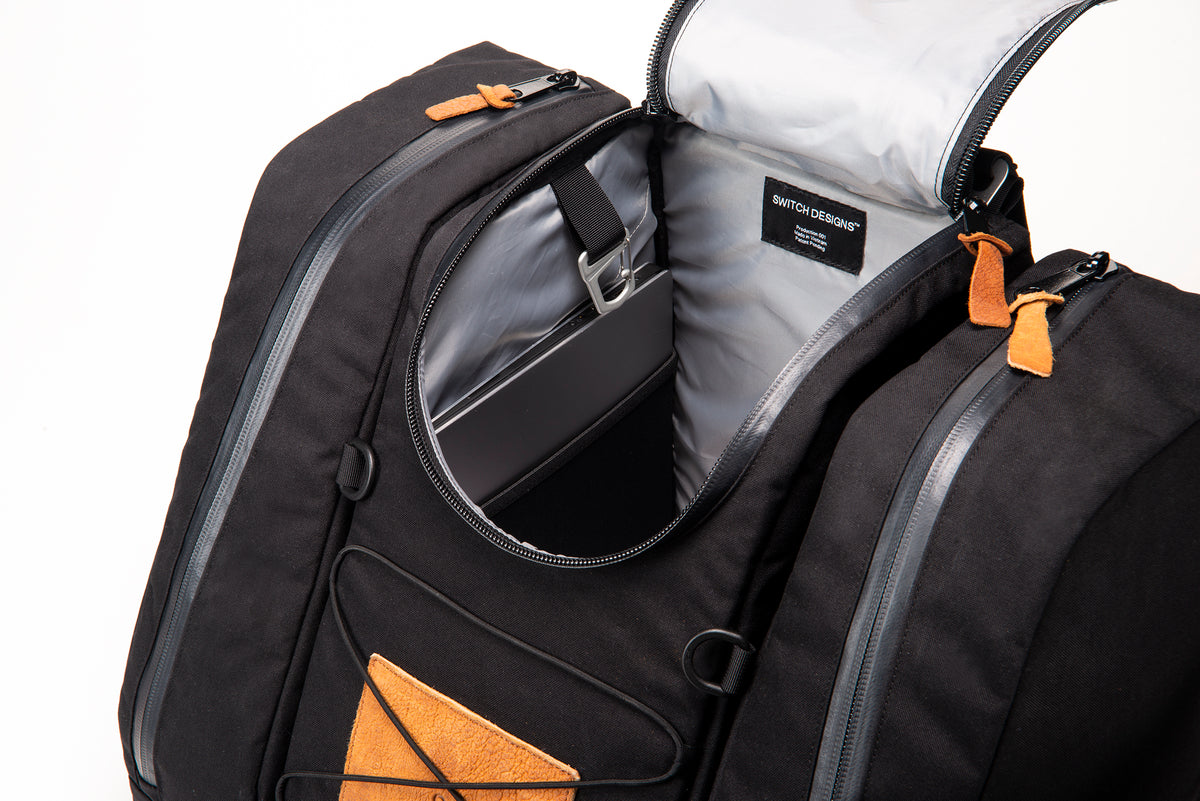 Switch Designs Ski Boot Bag