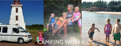 Camping With Kids: Top 6 Items A Parent Should Bring