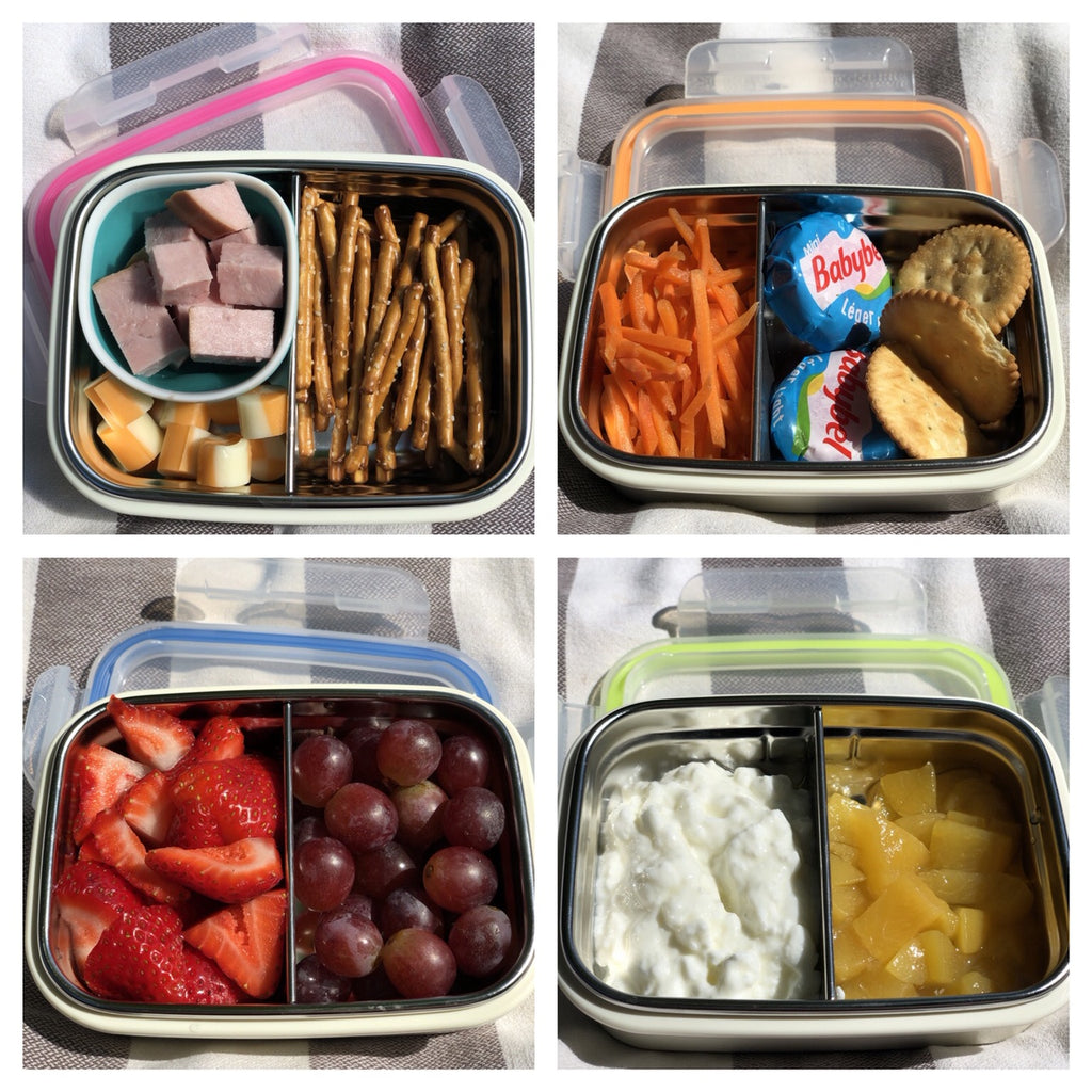 Back-to-School Lunch Prep with the Kids