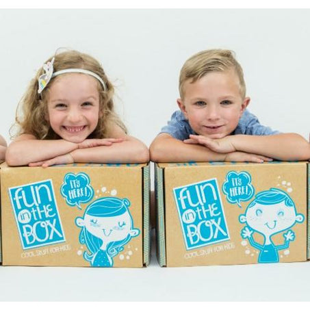 2 SEASONS (2 boxes)-Fun In The Box