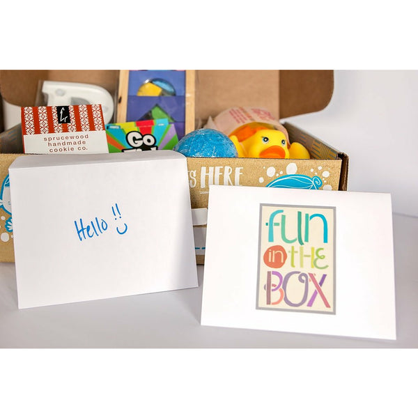 ANNUAL SUBSCRIPTION BOX - SAVE $20-Gifts-Fun In The Box