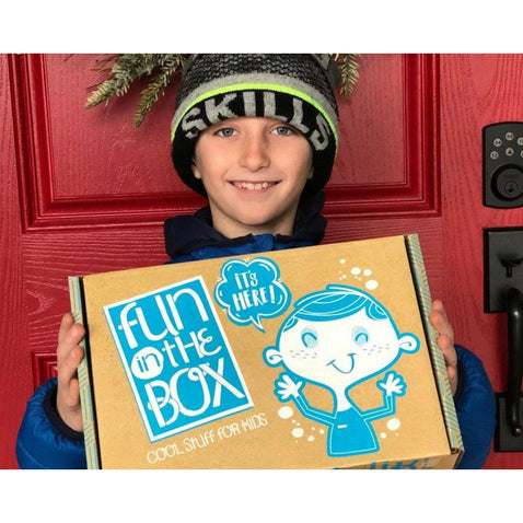 HOLIDAY BOX-Gifts-Fun In The Box
