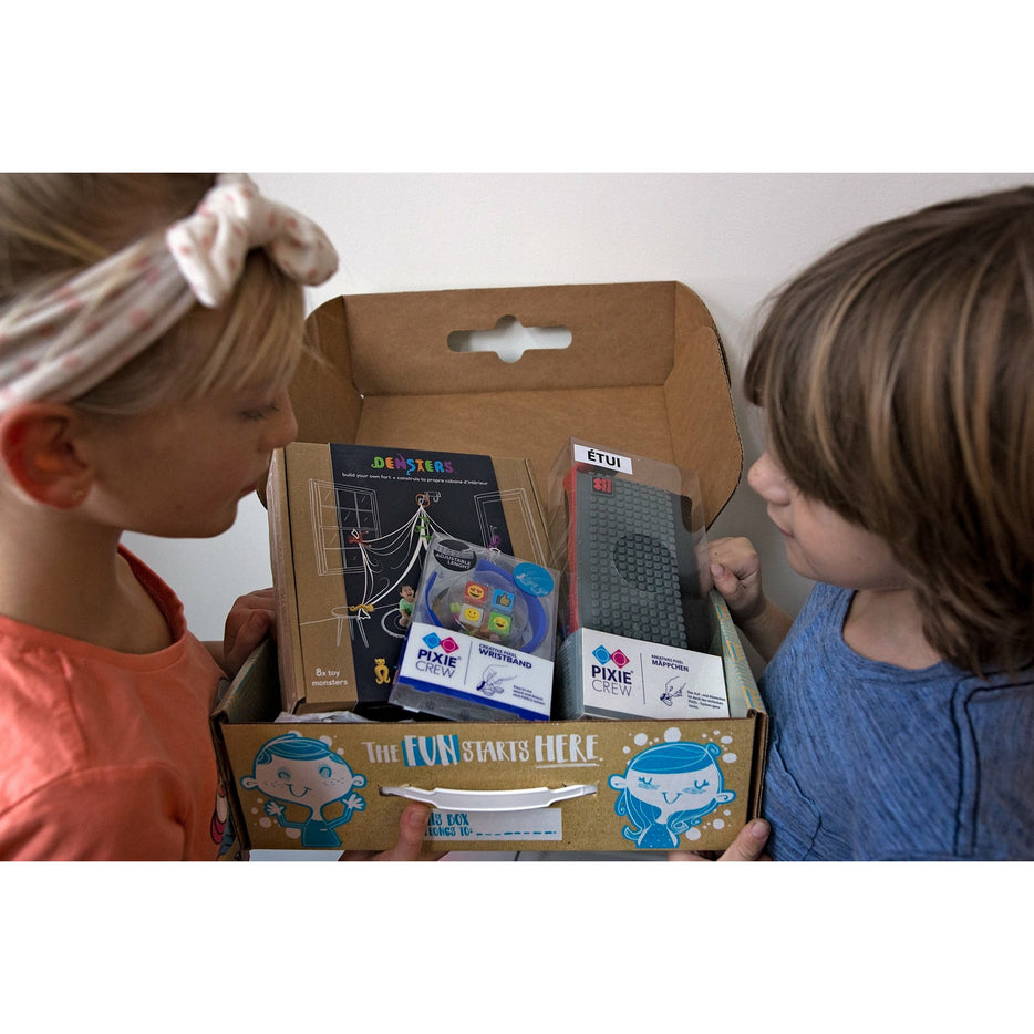 The Best Subscription Boxes for Kids-Subscription-Fun In The Box