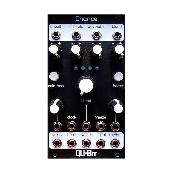 Qu-bit Electronix Chance (Black)