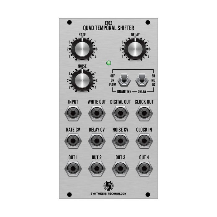 Synthesetechnologie E102 Quad Temporal Shifter