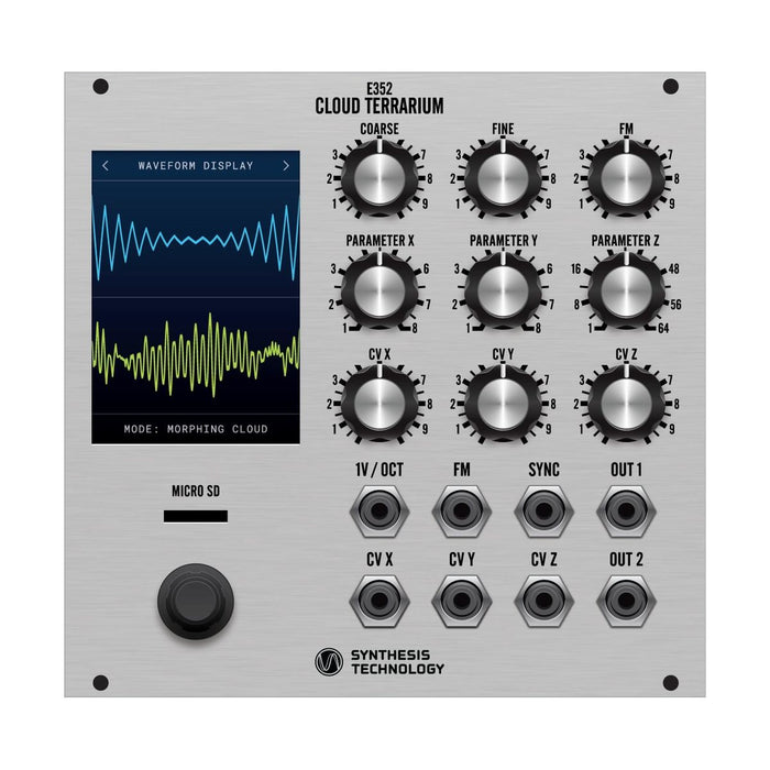 Synthesis Technology E352 Cloud Terrarium VCO
