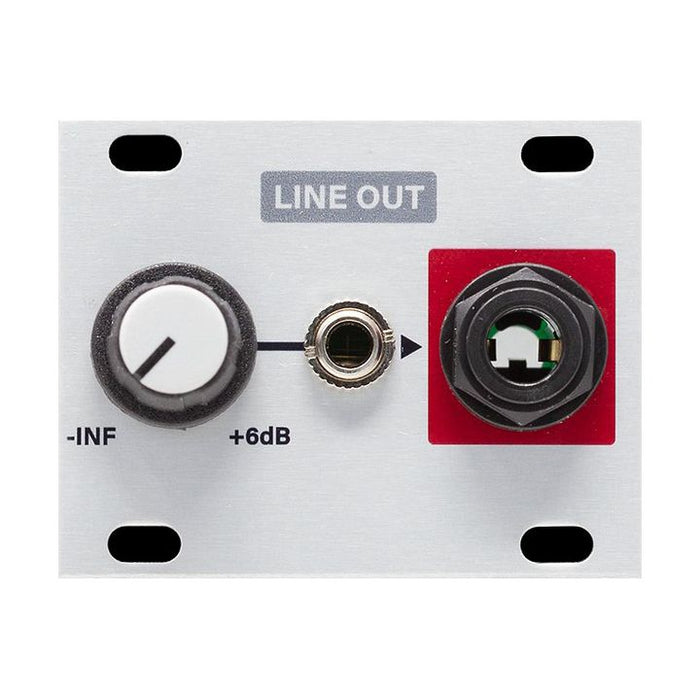 Intellijel Designs Line Out 1U