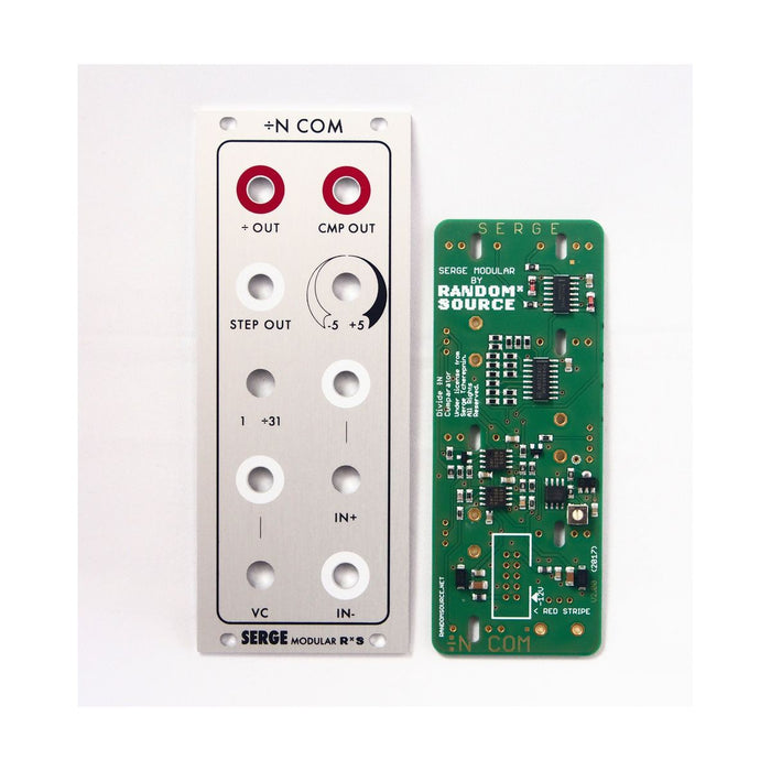 [DIY Kit] Random * Source Serge Divide By N So sánh (÷ NCOM) Kit