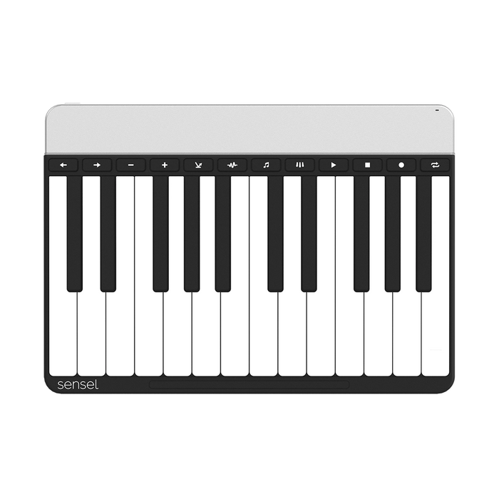 Sensel Piano Overlay for Morph