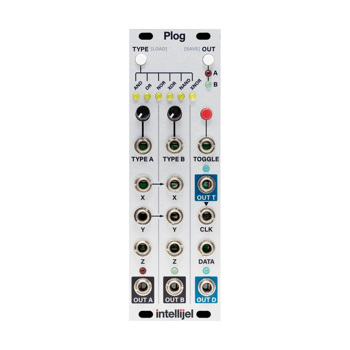 Intellijel Designs Plog