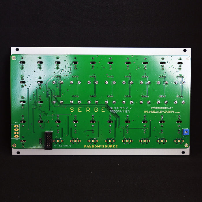 Random * Source Serge Sequencer 8 XL (SEQ8XL) [UTILISÉ: U130032-W1]