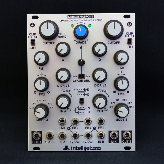 Intellijel Designs Korgasmatron II [مُستعمل: U148004-W0]