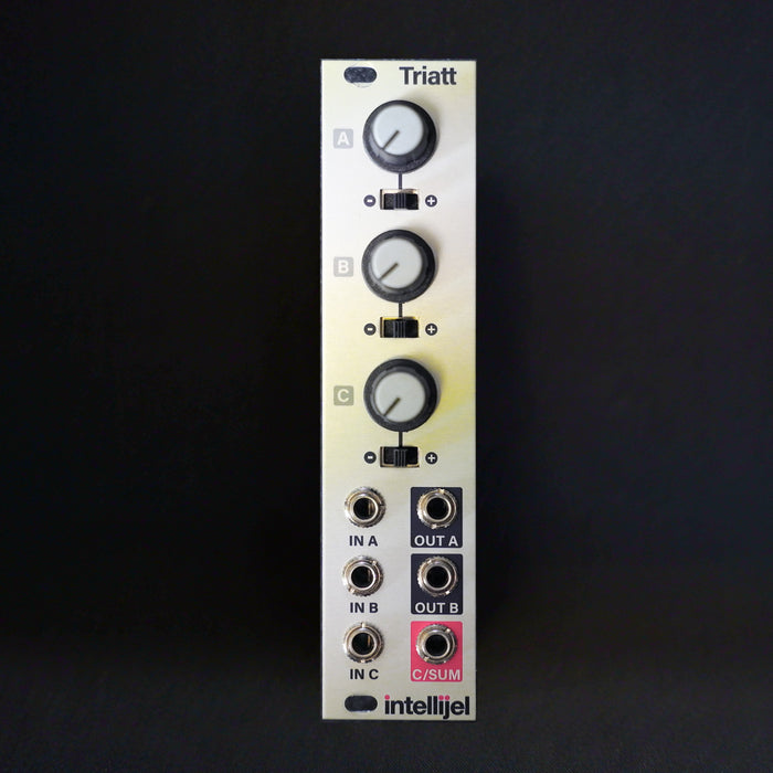 Intellijel Designs Triatt [مُستعمل: U153002-W0]