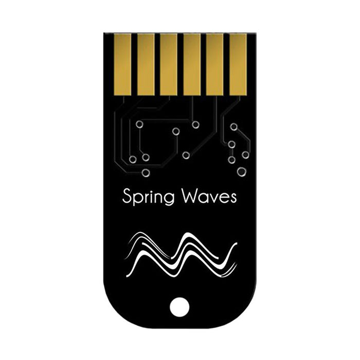Carte Tiptop Audio Z-DSP Spring Waves