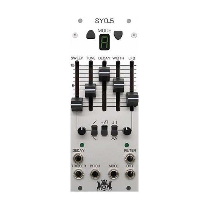 Michigan Synth Works SY0.5 (Silver)