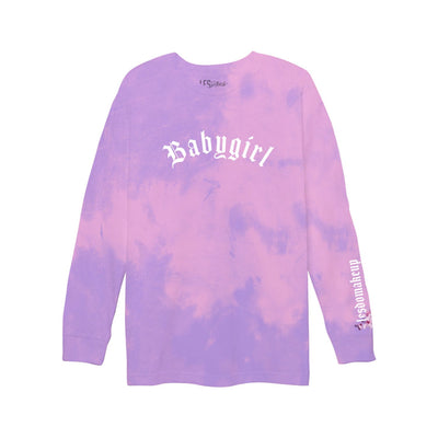 Dyed Babygirl Long Sleeve
