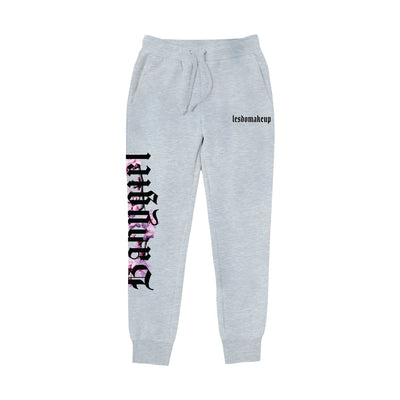 Gray Babygirl Sweatpants