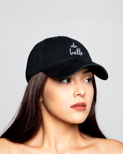 Black Uh Hello Hat