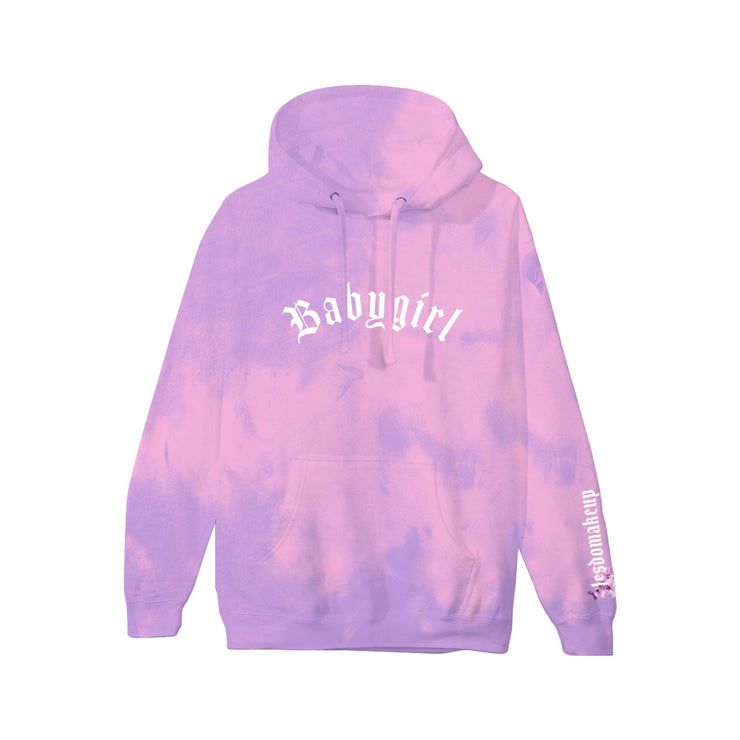 Dyed Babygirl Hoodie