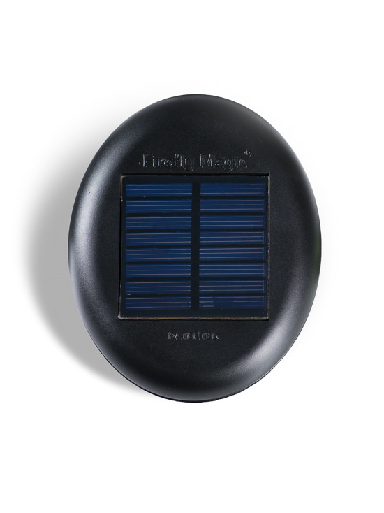 FG, FMS-PNLRS1, Solar Powered, Panel Repaired, NiCd battery, Plug-in, Firefly
