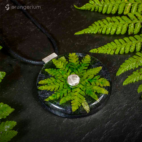 FERN PENDANT - FLORAL COLLECTION