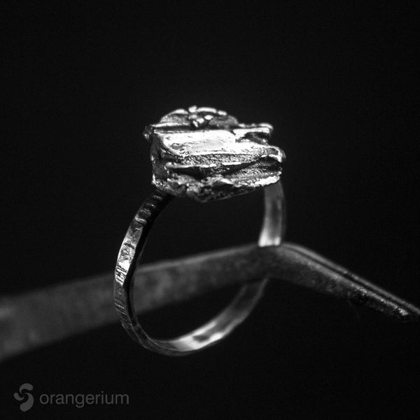 MOON ROCK - IMBRIUM RING