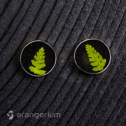 FERN - FLORAL EARRINGS