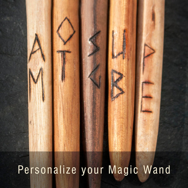 FOREST SECRETS - MAGIC WAND