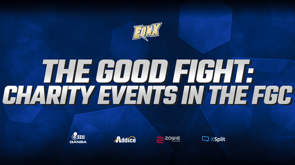 The Good Fight: Charity Events in the FGC - EQNX