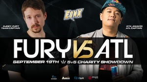 Get Ready for FURYvsATL Charity Team Battle