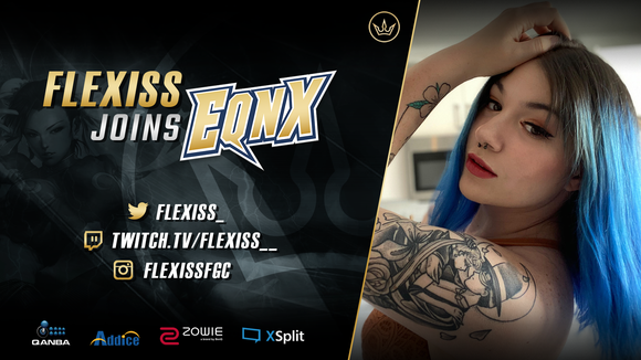 Flexiss joins EQNX