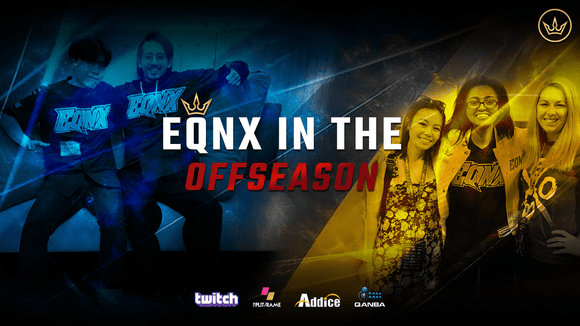 What Does EQNX Do in the Offseason? - EQNX