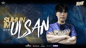 "Suhun ""Ulsan"" Im joins EQNX for TWT 2020"