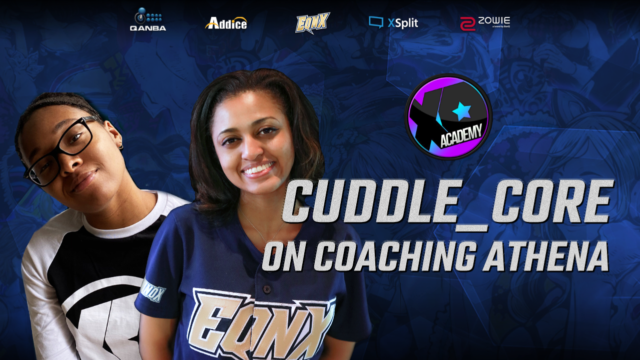 Cuddle_Core on Coaching Athena for XO Academy