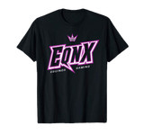 EQNX Fuchsia Glow Tees | Color Splash Collection