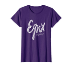 EQNX Fighting - Cement Script Tee | Pastel Collection