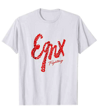 EQNX Fighting - Cement Script Tee