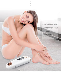 Pain Free Laser Hair Removal - Bourga Zone