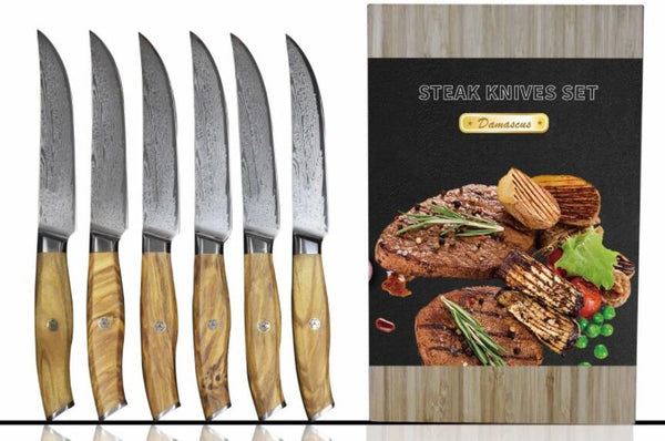 3 Tips for Maintenance Steak Knife | Letcase