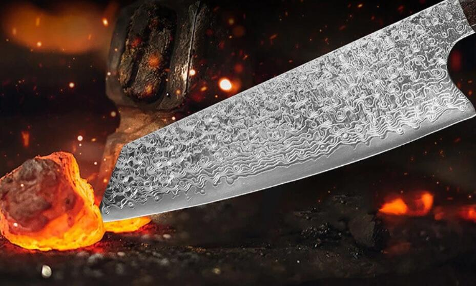 Are Damascus steel kitchen knives worth it?