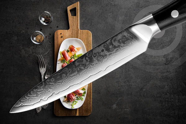 Best Japanese Damascus Chef Knives to Buy in 2020 | Letcase