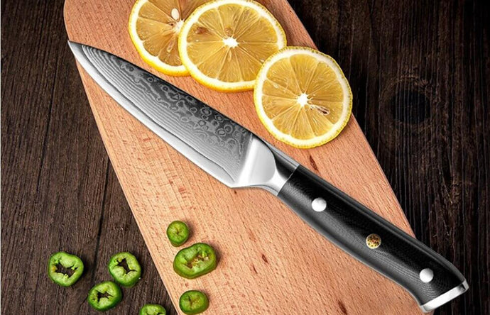 What is the most versatile knife in the kitchen?