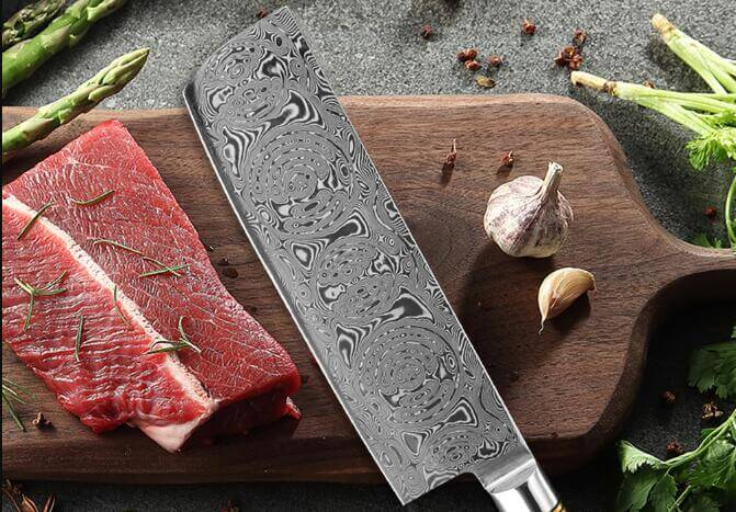 Which knife is best for cutting meat?