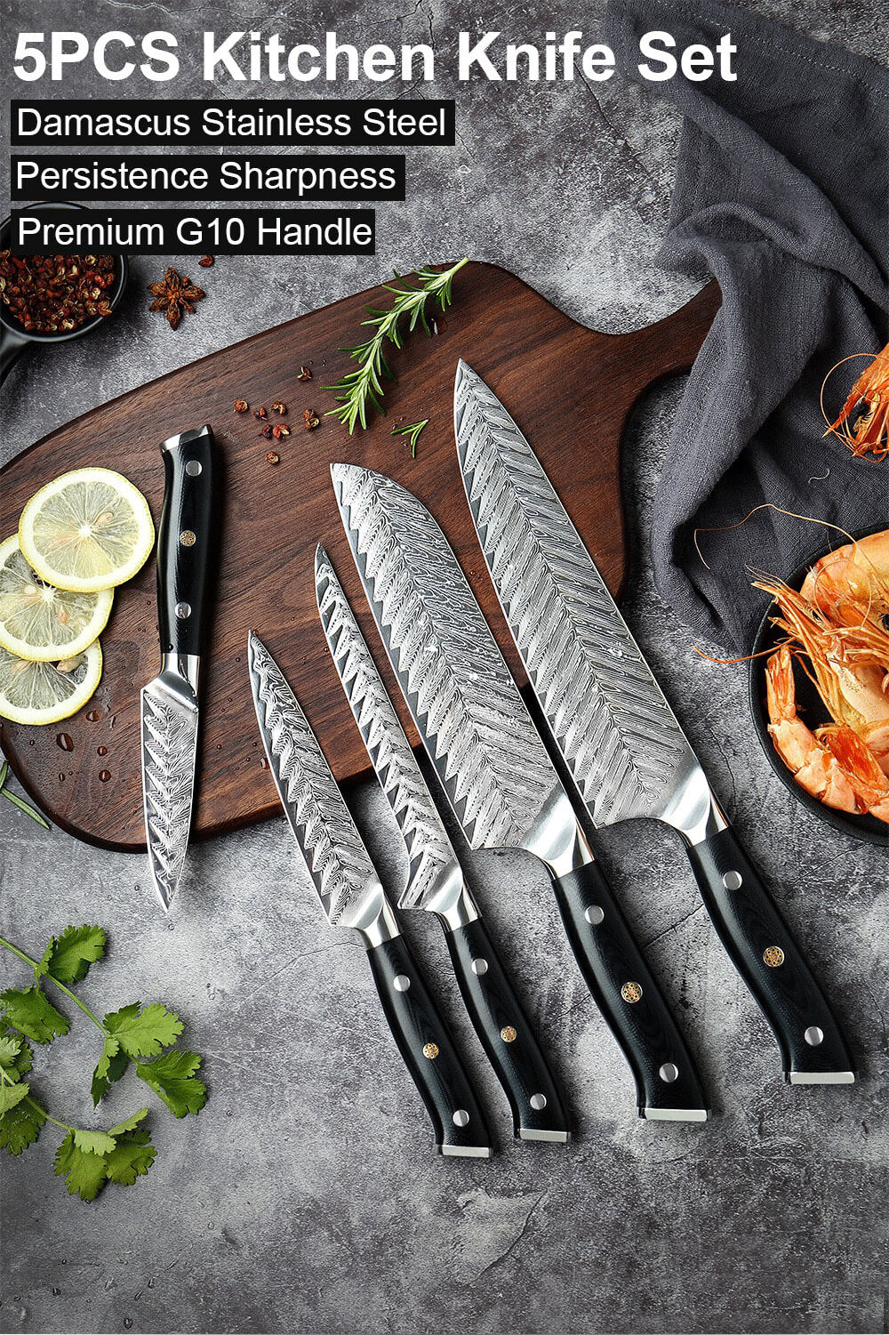 hand forged kitchen knives | letcase knives